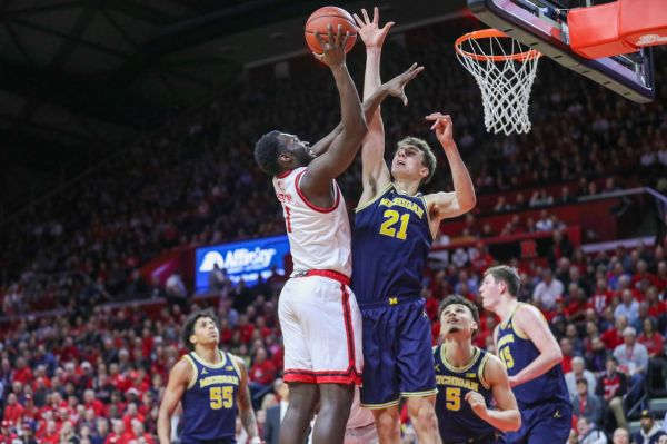 Michigan, without Isaiah Livers, hands Rutgers its first home loss