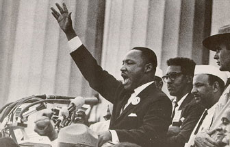 I Have a  Dream Speech by Dr. Martin Luther King Jr