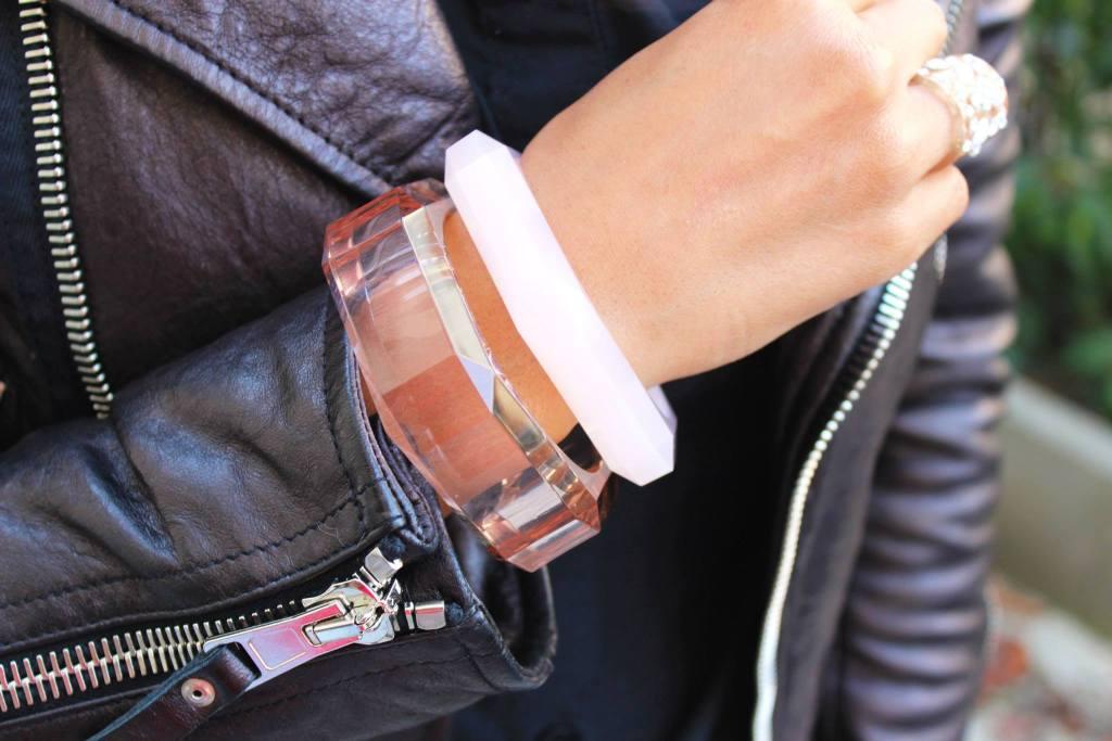 Bracelet fantaisie PVC HM