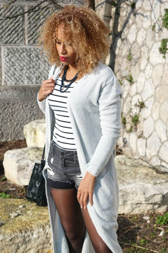 look grunge gilet long adidas super color pharell William