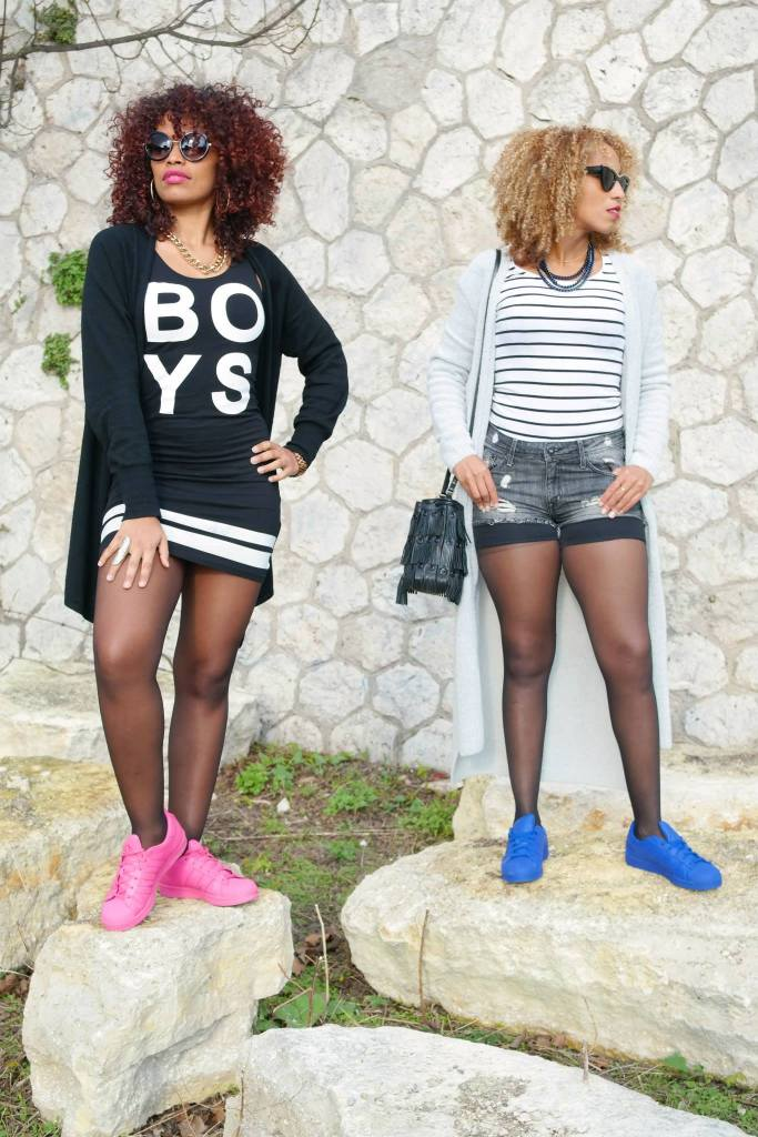 duo Adidas supercolor