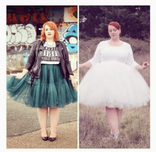 blog mode femmes rondes