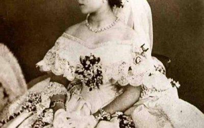 L'histoire de la robe de mariée