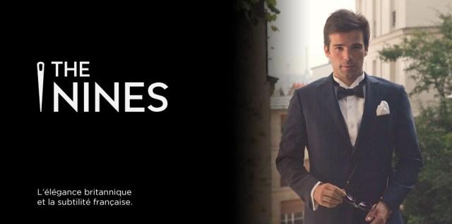 the nines accessoires pour hommes