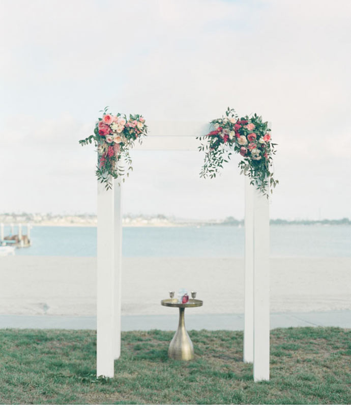 arches de mariage mlle bride. Black Bedroom Furniture Sets. Home Design Ideas