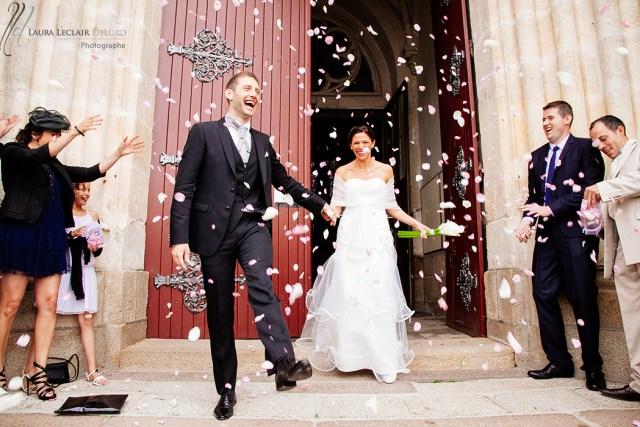 Un joli mariage