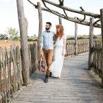 Shooting mariage ambiance Jungle