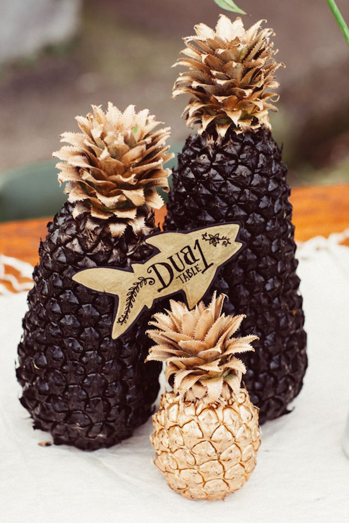 centre-table-mariage-ananas