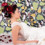 Les couronnes de fleurs Frida Khalo par Flowers Jue