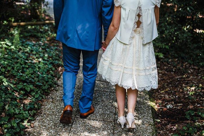 Un vrai faux mariage a noirmoutier