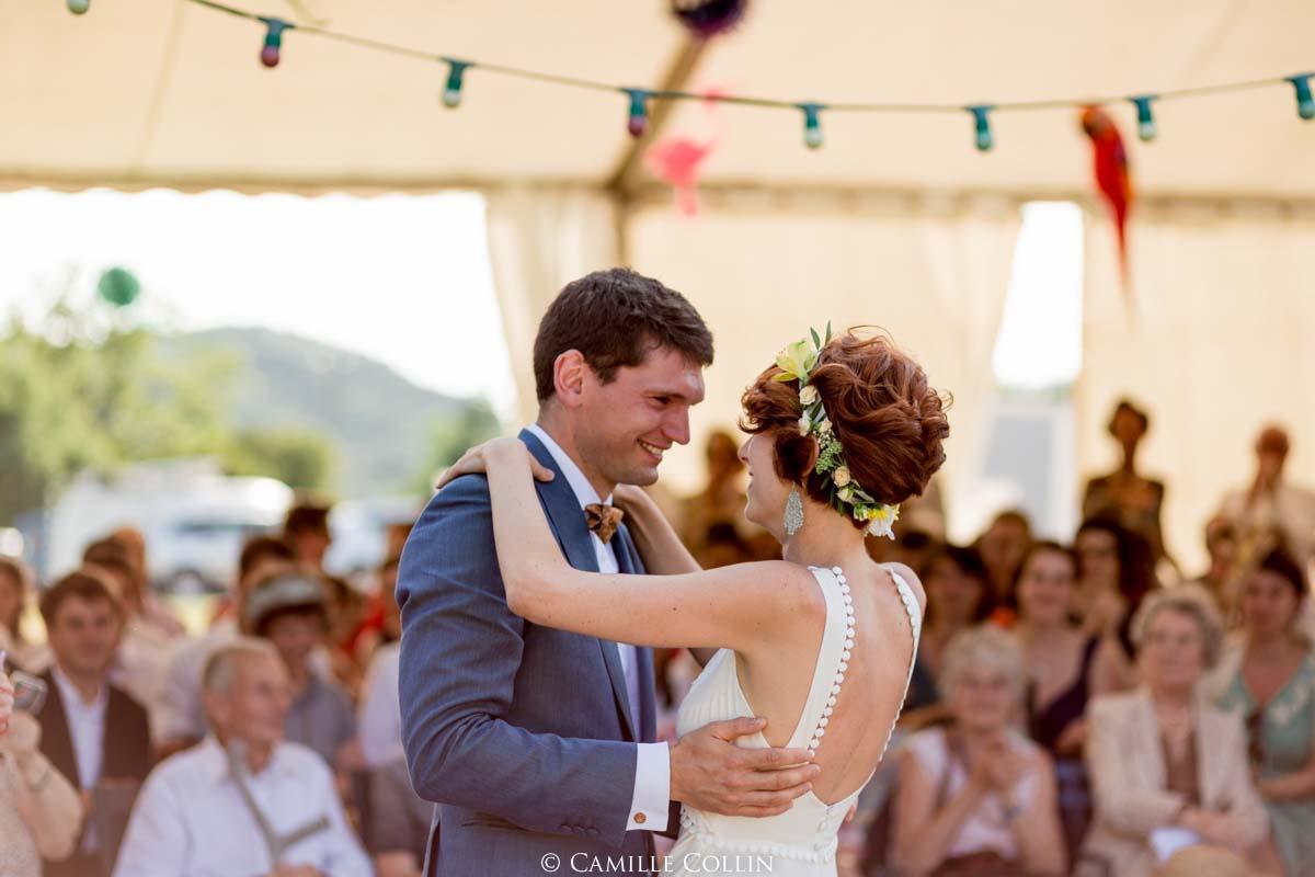 mariage dans la drome provençale