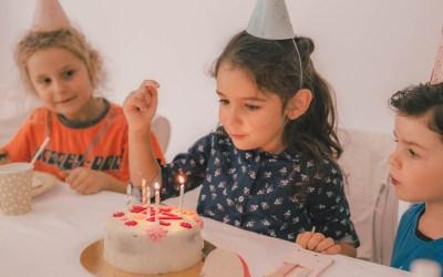 L'anniversaire de Zoe * 5 ans *
