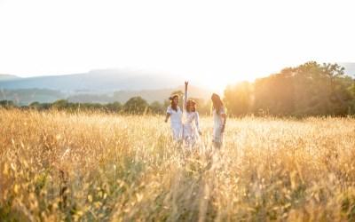 Un shooting de mariage Coachella