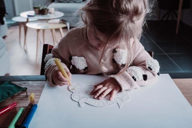 idée jeu enfant