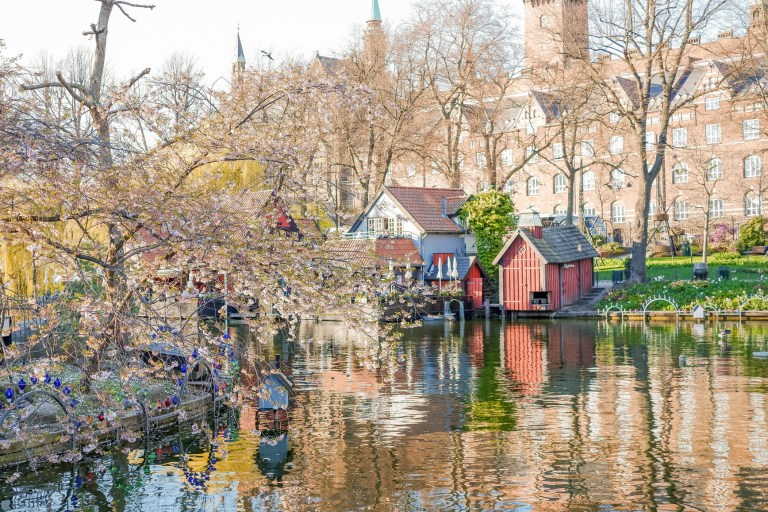 weekend a copenhague