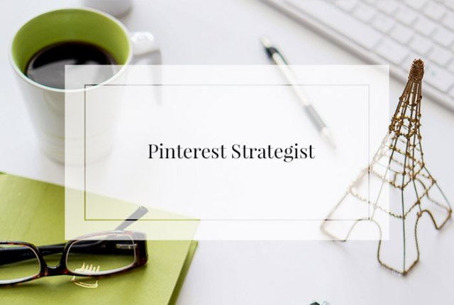 Pinterest Strategist