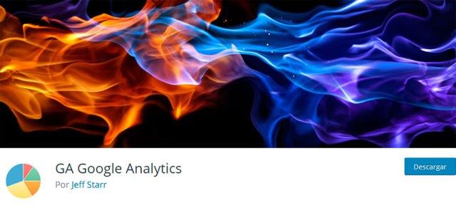Plugin GA Google Analytics