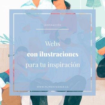 Webs con ilustraciones para tu inspiración