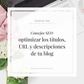 Consejos SEO | mlmonferrer.es