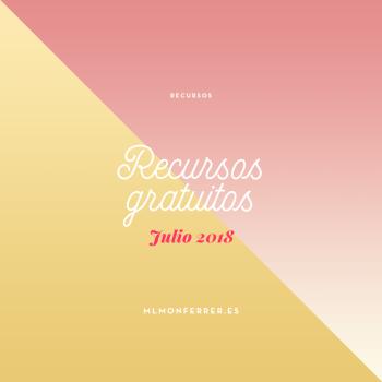 Recursos gratuitos para diseñadores de junio de 2018