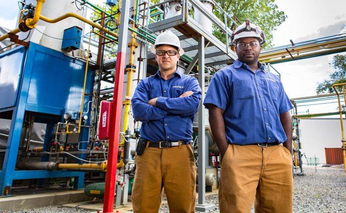 industrial-portrait-location-pump-worker-environment