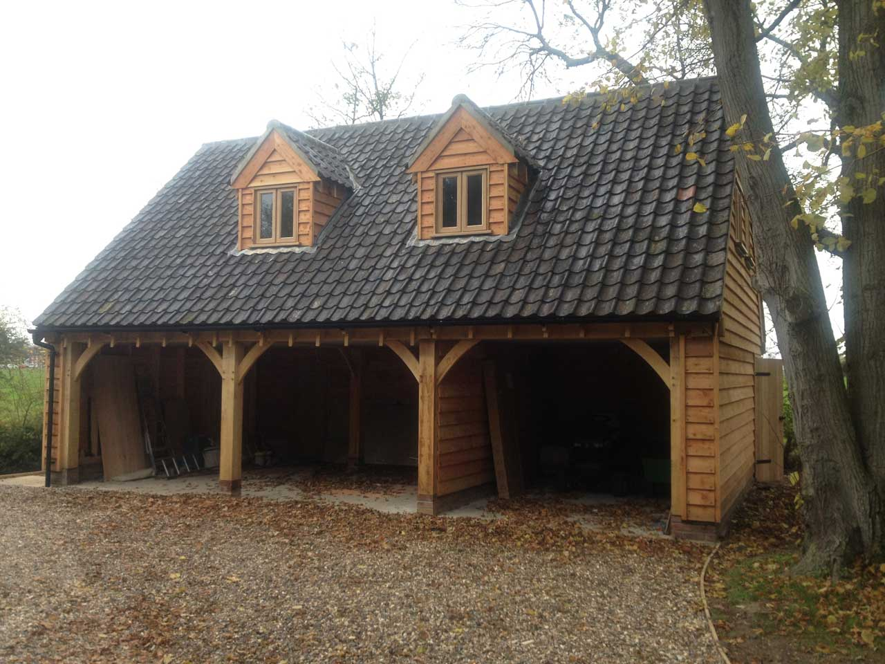 The Oak Building Company About ML Renovations Ltd Norfolk