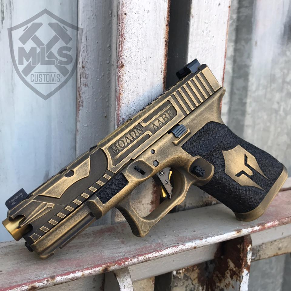 CUSTOMIZING MLS FIREARMS