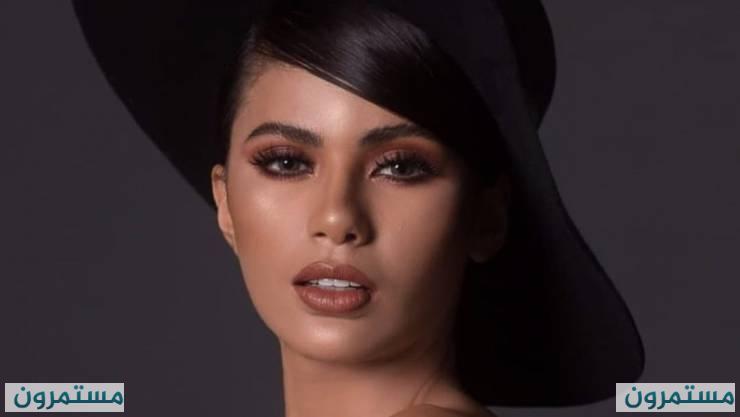ملكة جمال الفلبين من اصول فلسطينية