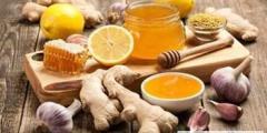 المضادات الحيوية الطبيعية ، أفضلها ....