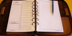 الخطة الدراسية اليومية