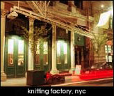 Knitting Factonry 74 Leonard street NYC