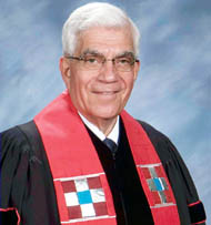 Bishop George Bashore