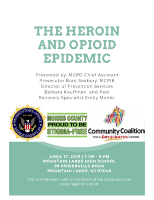 Opioid and Heroin Presentation