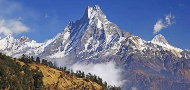 ماذا يحدث لو زالت الجبال عن سطح الارض || الحل