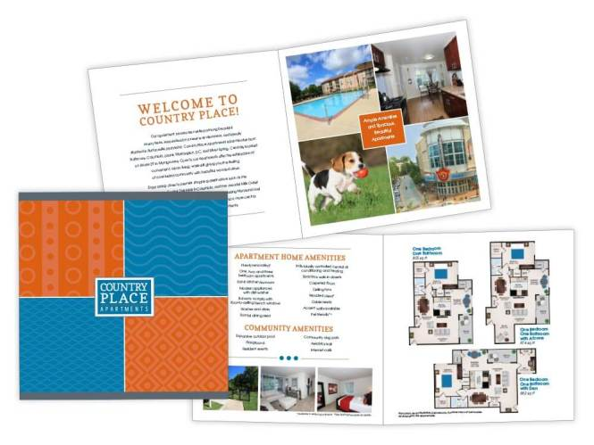 Leasing Brochure Country Place Apartments Website