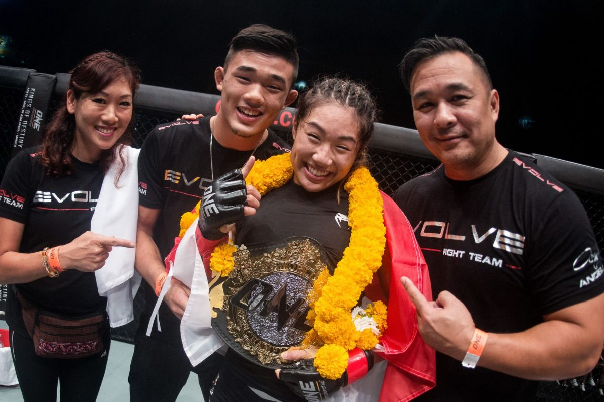 ONE CEO Chatri Sityodtong '100 per cent' willing to sanction cross-promotional title bouts with UFC