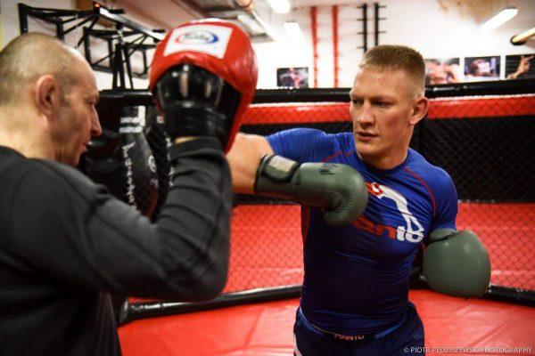 UFC Fight Night 126: Tim Williams vs. Oskar Piechota added