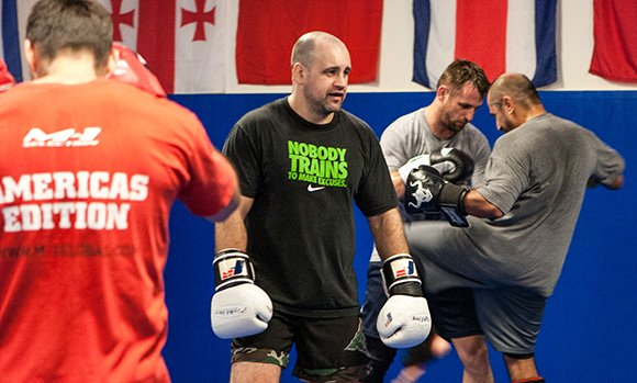 IPZ Combat Sports Director Oleg Savitsky opens up on the importance of branding