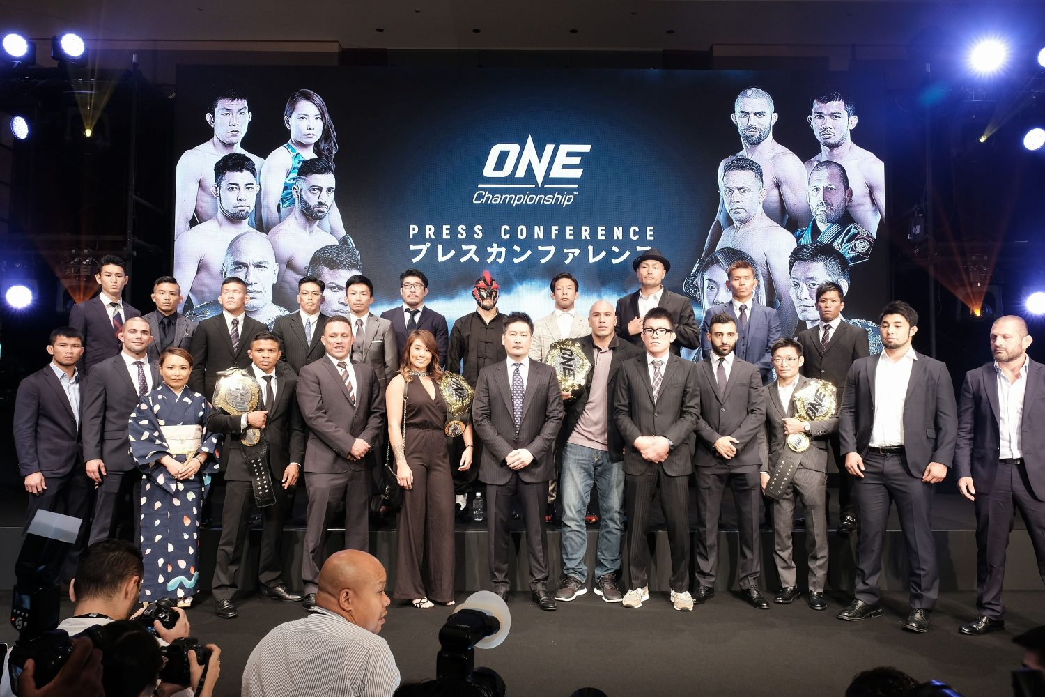 ONE Championship releases official 2019 schedule