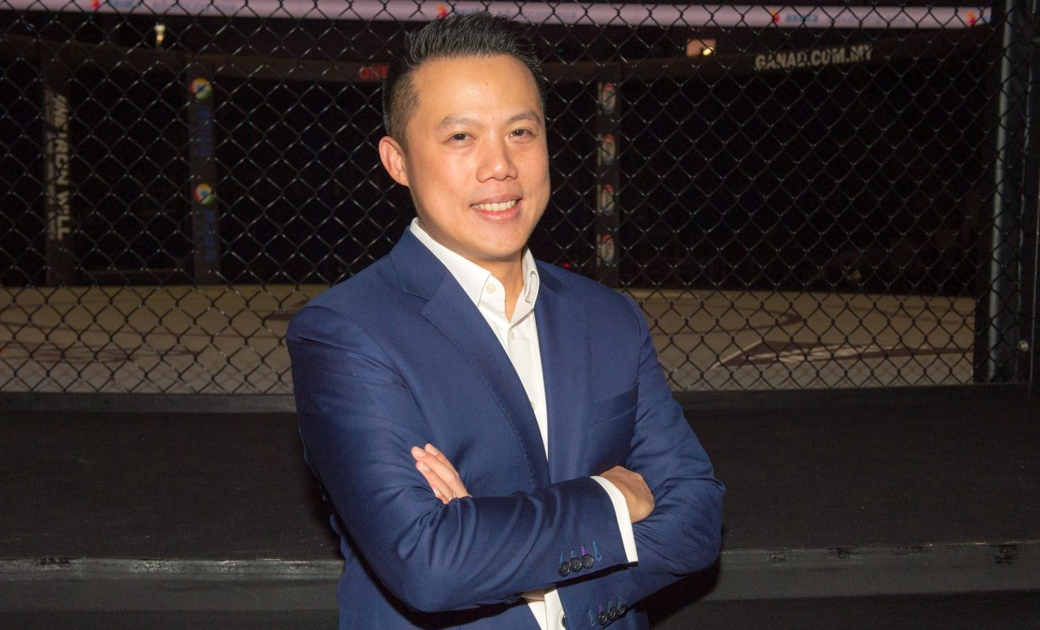 Hua Fung Teh named ONE Championship Chairman in China
