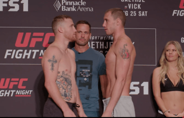 UFC Lincoln