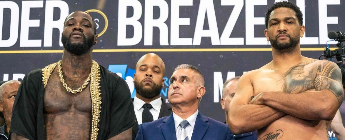 Deontay Wilder vs. Dominic Breazeale predictions