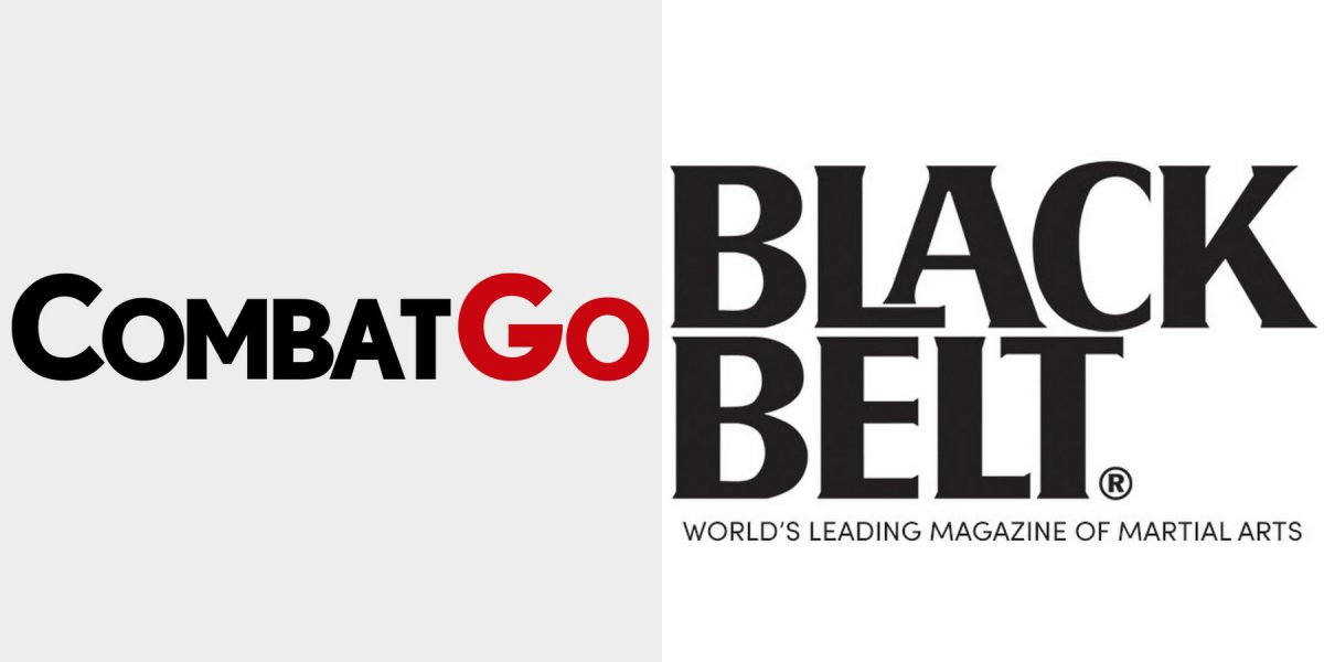 Combat Go announces global content partnership with Black Belt Magazine