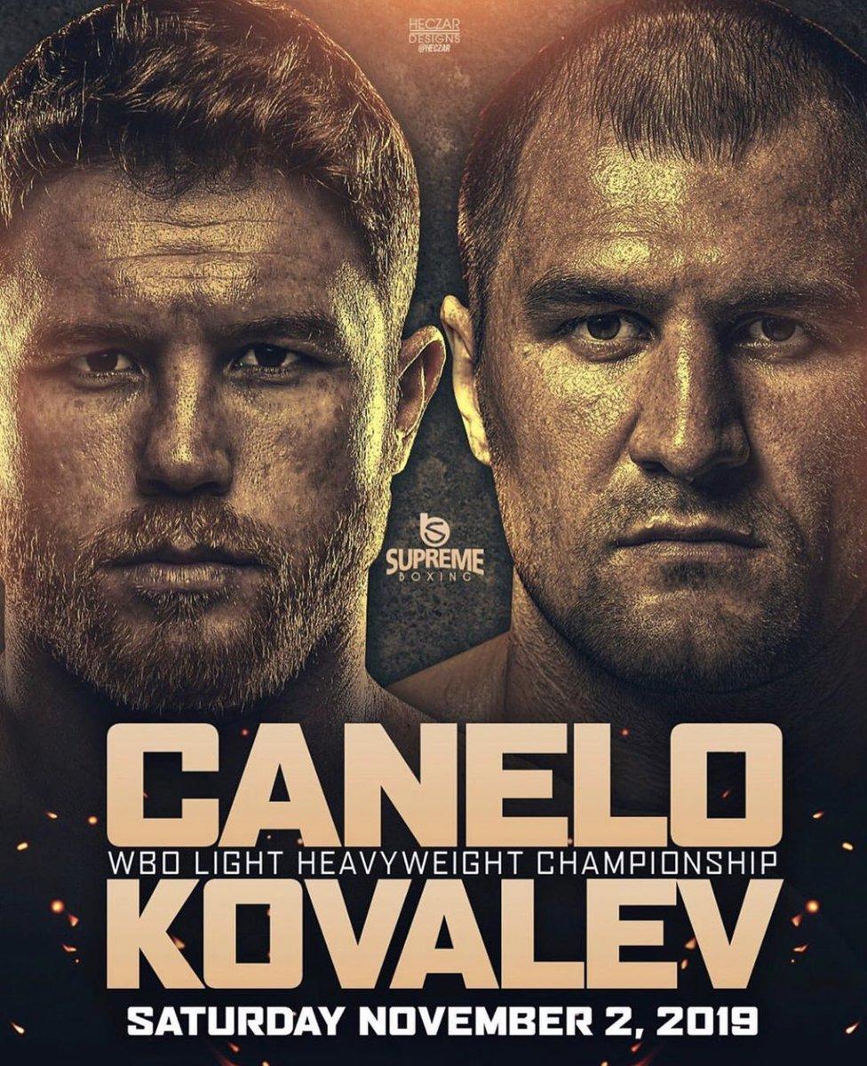 Canelo vs. Kovalev press conference set for Los Angeles Sept. 18