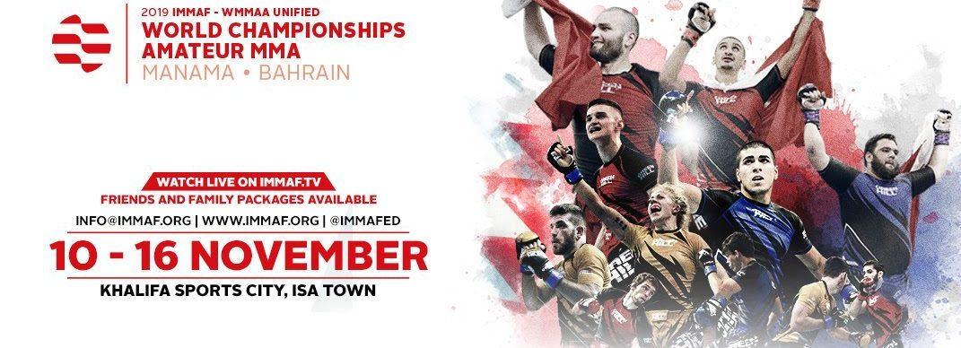 WMMAA Junior and Senior World Championships head to Bahrain in November