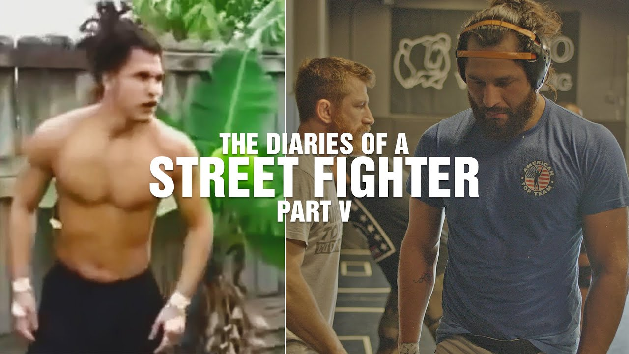 Watch: Jorge Masvidal's The Diary of a Street Fighter