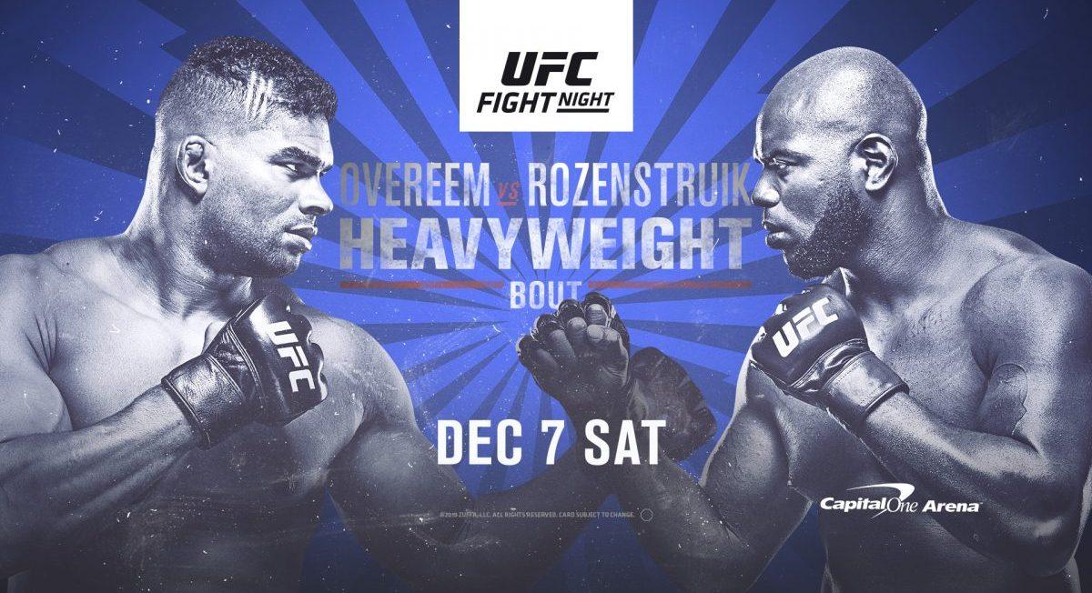 UFC on ESPN 7
