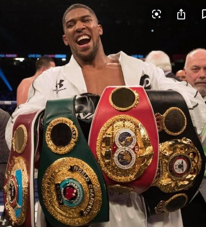 Anthony Joshua puts on masterclass in Saudi Arabia, dominates Andy Ruiz in decision victory