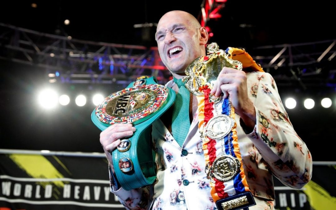 The Clubb Report – Tyson Fury reigns supreme in rematch, but can Deontay Wilder rebound?
