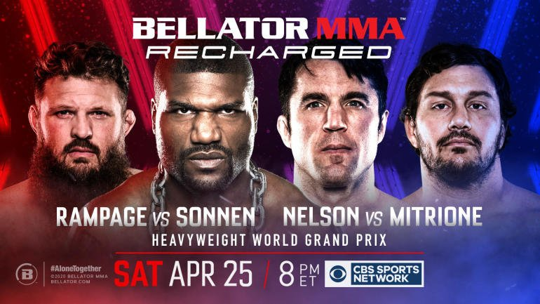 CBS Sports series Bellator MMA Recharged to premiere tonight